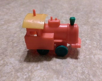 12 x Train Engine Mini Construction Vehicle Party Favors