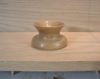 Viking Santa Supported Spindle Bowl  (EDS0836)