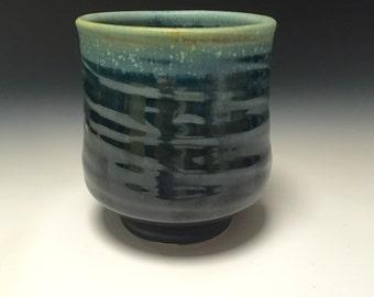 Blue yunomi