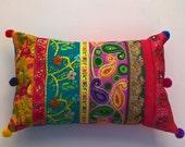 Bright Bohemian Cushion / Pillow Cover
