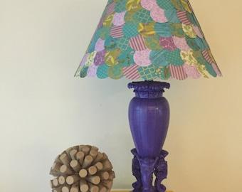 Purple Rain lamp