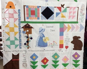 Summer Daze Quilt Pattern