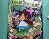 1951 Walt Disney's Alice in Wonderland-A Big Golden Book-Simon and Schuster•New York-Hardcover