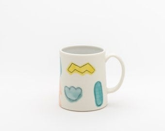 Soft Shapes Mug