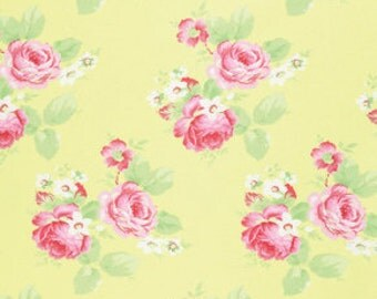 NEW Tanya Whelan, Lola collection,  Lola Roses in yellow, yard