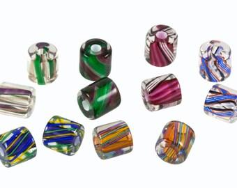 David Christensen Beads Chub Pairs Set 12 C147