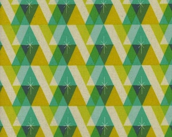 Facet in Green By Melody Miller