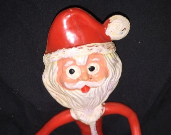 Fun World Bendable Santa