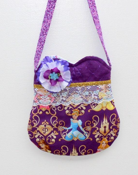 Cinderella princess purse - Prinses pure ...