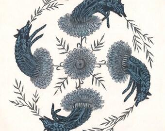 Pinwheel - Print