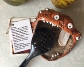 Sabrina the Creature Spoon Rest