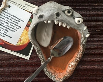 Warg the Creature Spoon Rest