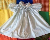 Smocked Baby Dress 12/18 Months