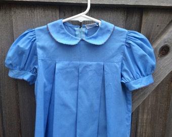 Alice Blue Dress 5T