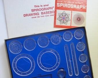 Vintage Kenner's Spirograph No.401