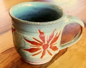Stoneware Mug - 14 oz. - Coffee Cup - Latte Mug