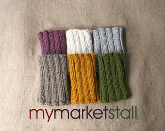 Neckwarmer /Cowl/Bulky/Warm/Practical/Stylish - Variety of Colors -  Ready to Ship