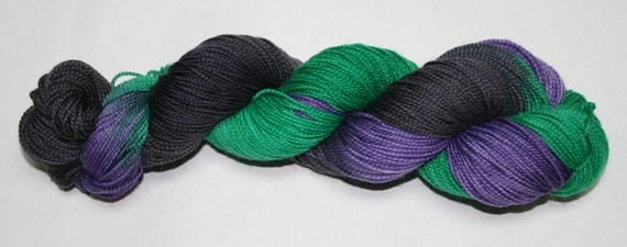 Bellatrix Hand Dyed Sock Yarn