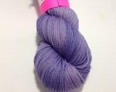 RTS - Silver Yarn - Lilac 2