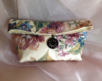 SALE, SALE, Clutch bag, Special Event Gift, Cosmetic Travel Bag, Make-up Bag, Clutch Purse
