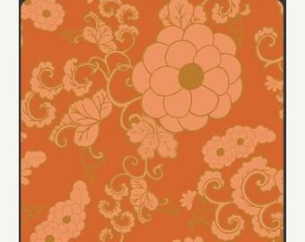 SALE Indie Dynasty Mandarin - 1/2 Yard