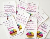 GIFT TAGS (Knit) - Printable PDF - Instant Download