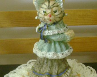 Abigail Whiskers - 1993 - International Resourcing Services - Easter Parade Collection Piece