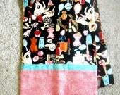 Glamour Girl pillowcase