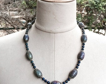 Summer Sale Like Wow Collection Heat Sensitive Necklace #3 23 inches long.