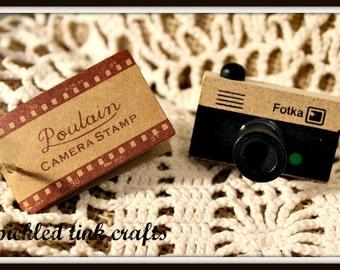 PRICE REDUCED!! Fotka Camera Stamp
