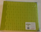 Project Life Olive Edition 12x12 3- ring binder, still plastic wrapped, like new