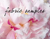 fabric samples, bridal fabric swatches