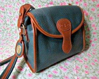 Leather Cross Body Austin Designs Purse / Shoulder Cross Body  Bag