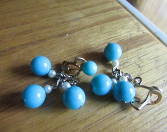 teal ball clips