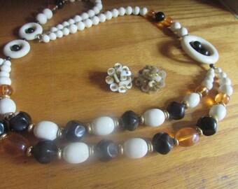 dounut hole necklace