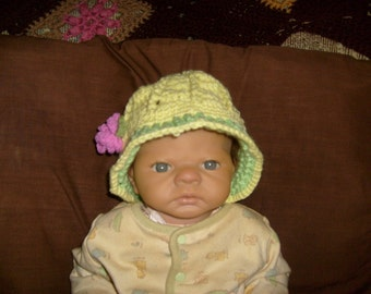 little girls hats with brim