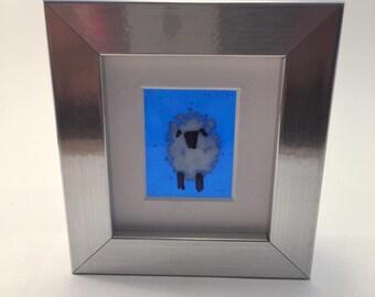 Mini sheep frame