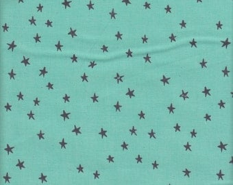 Cotton + Steel Alexia Abegg Print Shop Starry in Seaglass - Half Yard