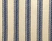 Ticking Stripe Bench Cushion w/ welt
