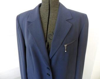 Pierre Cardin Jacket - vintage 1980s
