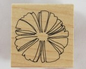 Open Bloom Stampendous! Rubber Stamp #RS093