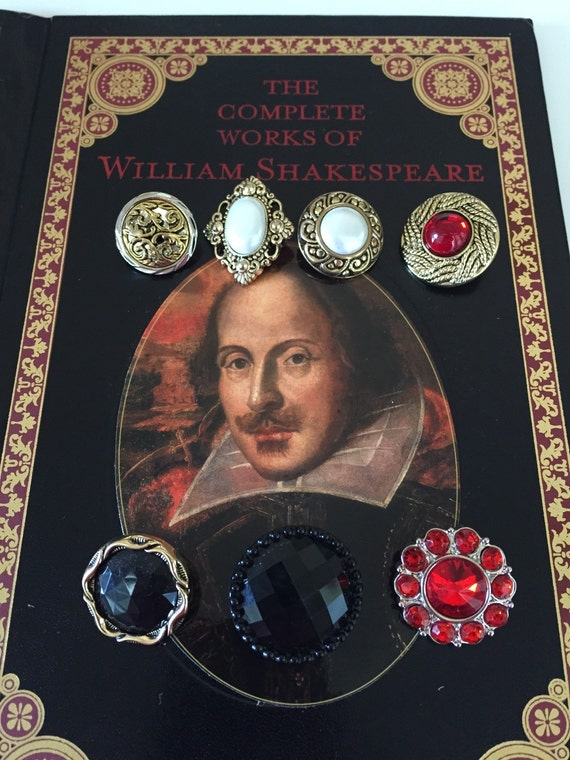 Shakespeare Book Purse William Shakespeare By Novelcreations