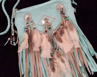 White Cloud Fringe Festival Bag