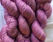 Studio June Yarn, Silky Meri,  Color: Orchid