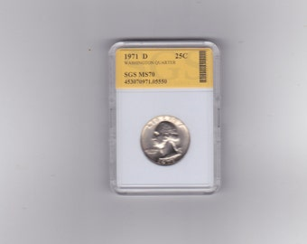 1993 P jefferson nickel  graded MS 70  BY S.G.S.