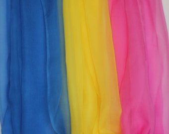 MOST POPULAR - 3 for 30 -  Choose Three Colors and Save Money - Chiffon Gauze - Great Photo Prop - Infant Wrap - Great Gift