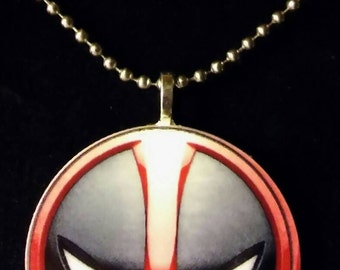 Dead Pool Necklace