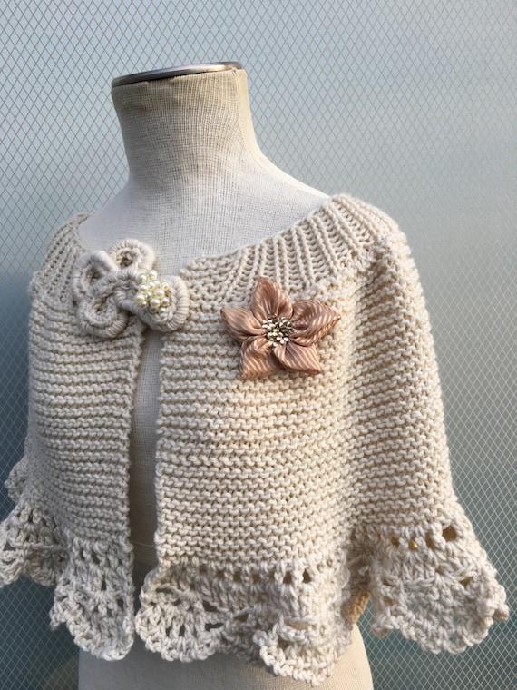 Bridal accessories,  bridesmaid gift, wedding gown, wedding accessories, bridal shawl, wedding shawl, bridal gift, handmade shawl, knit