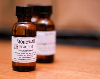 Stonewall Beard Oil original blend
