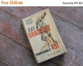 ON SALE Miniature Book --- Fahrenheit 451